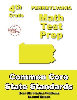 Pennsylvania 4th Grade Math Test Prep