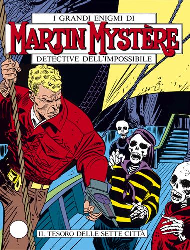 Martin Mystère n. 5...
