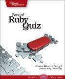 Best of Ruby Quiz Volume One