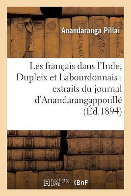 Les Français Dans l'Inde, Dupleix et Labourdonnais