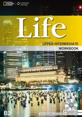 Life. Upper-intermediate. Workbook. Per le Scuole superiori. Con CD Audio