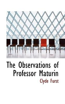 The Observations of Professor Maturin