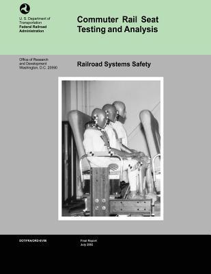 Commuter Rail Seat Testing and Analysis