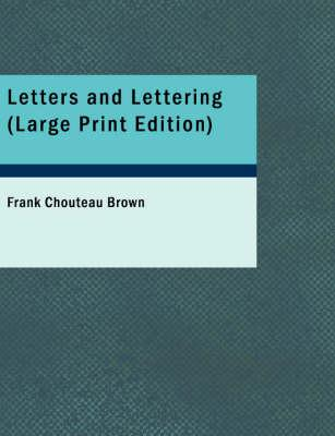 Letters and Lettering
