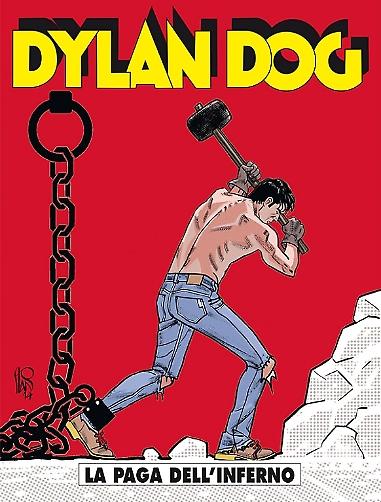 Dylan Dog n. 334