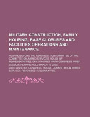 Military Construction, Family Housing
