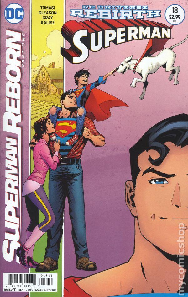 Superman Vol.4 #18