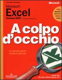 Microsoft Excel versione 2002