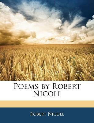 Poems by Robert Nicoll