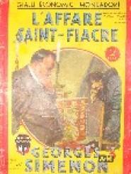 L'affare Saint-Fiacr...