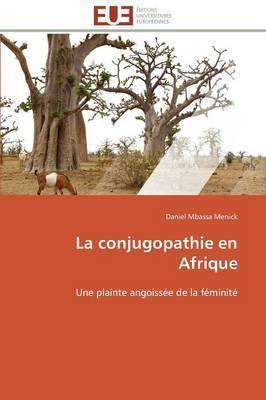 La Conjugopathie en Afrique