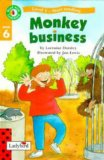 Monkey Business - Read with Ladybird