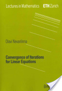 Convergence of Interations for Linear Equations