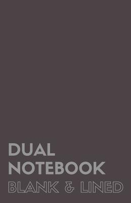 Dual Notebook Blank & Lined