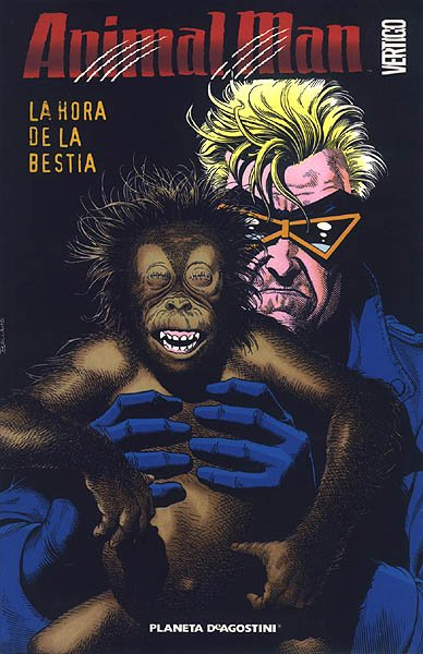 Animal Man #1 (de 3)