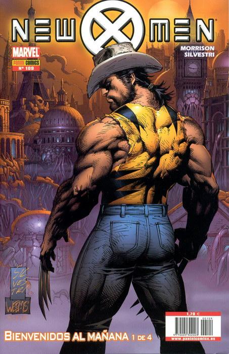 X-Men Vol.1 #109 (de 117)