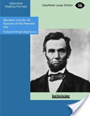 Abraham Lincoln: an Account of His Personal Life
