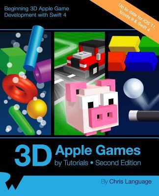 3D Apple Games by Tutorials Second Edition