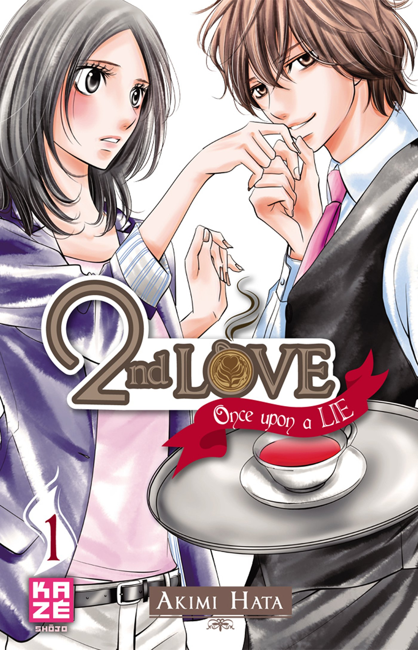2nd Love: Once upon a Lie, Tome 1