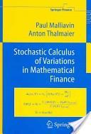 Stochastic calculus ...