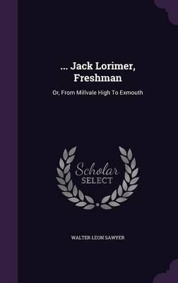... Jack Lorimer, Fr...