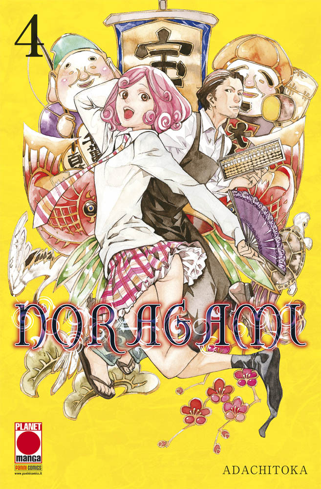 Noragami vol. 4