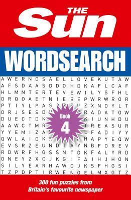 The Sun Wordsearch Book 4