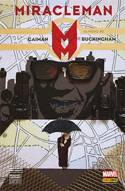 Miracleman di Gaiman & Buckingham #5