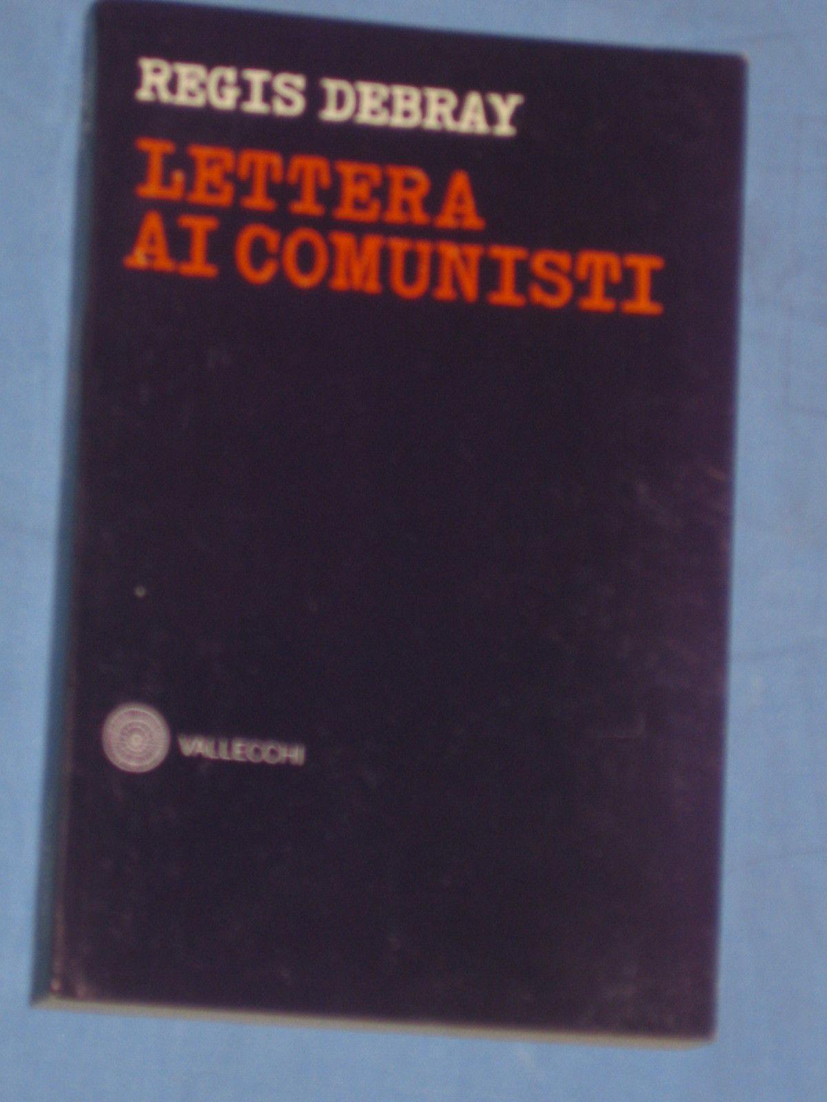 Lettera ai comunisti