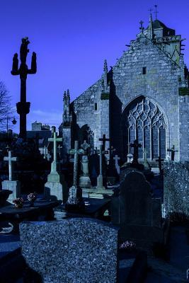 Ready to Spend the Night in a Cemetery Journal?