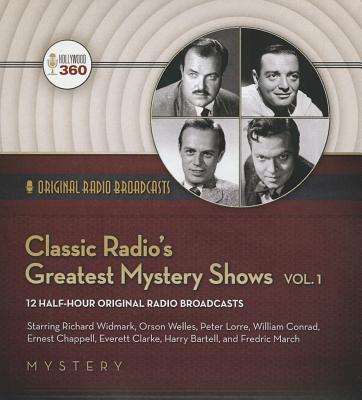 Classic Radio's Greatest Mystery Shows