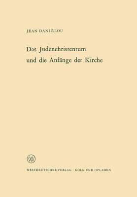 Das Judenchristentum...