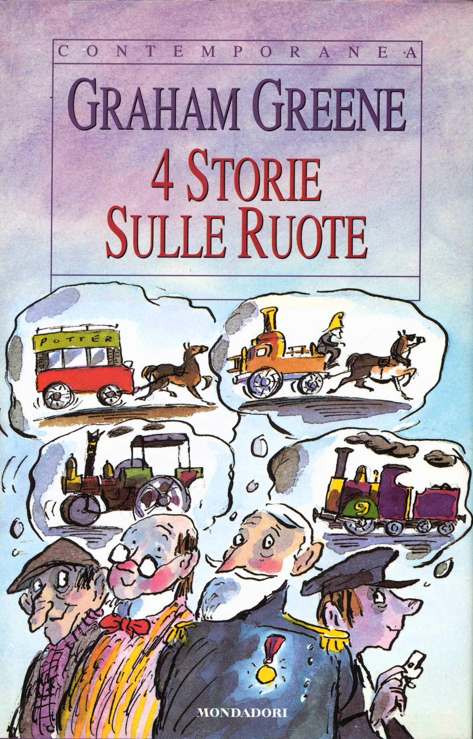 Storie sulle quattro ruote
