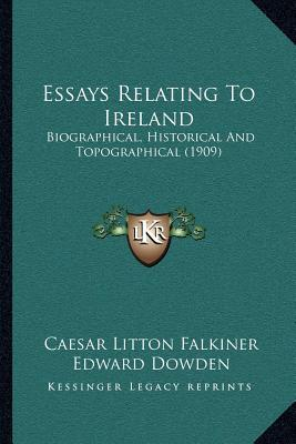 Essays Relating to Ireland