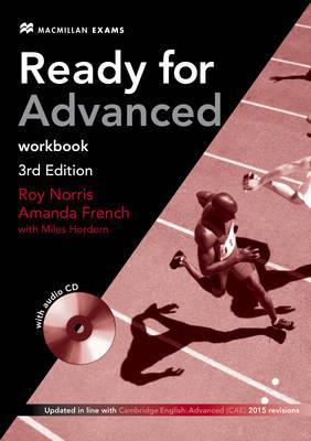 Ready for advanced. Workbook. With key. Per le Scuole superiori. Con CD Audio. Con e-book. Con espansione online
