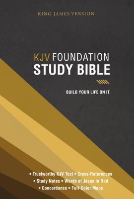 KJV Foundation Study Bible