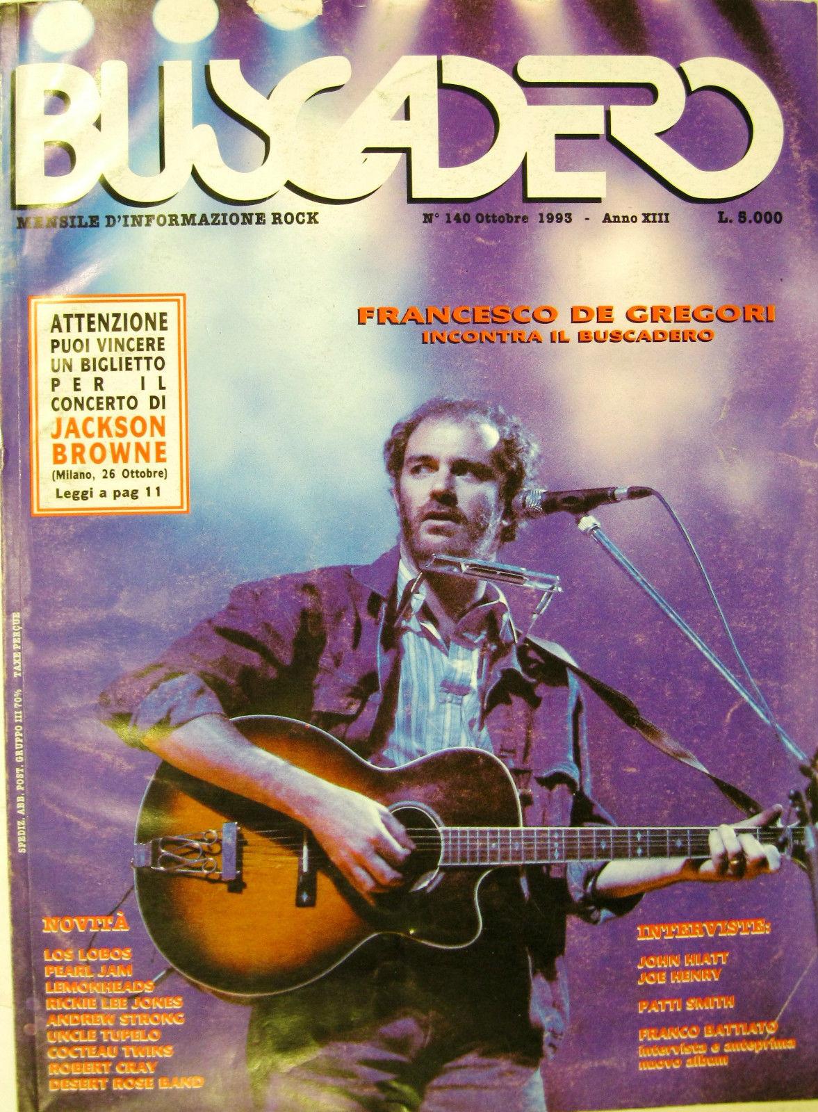Buscadero n. 140 (ottobre 1993)