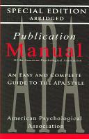 Publication Manual -...