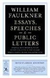 Essays, Speeches & Public Letters