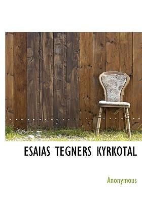 Esaias Tegners Kyrkotal