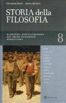 Storia della Filosofia - Vol. 8