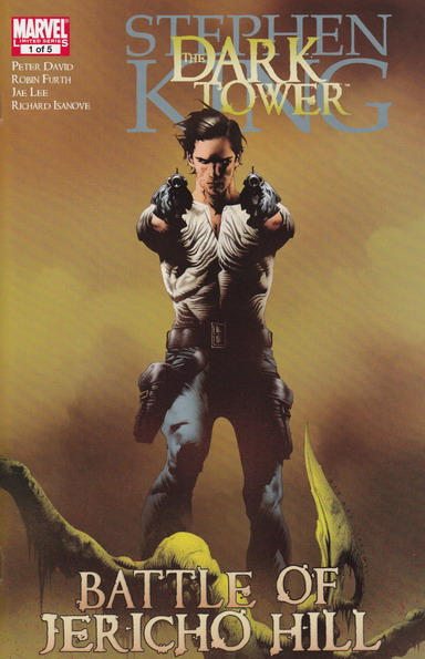 The Dark Tower: The Battle of Jericho Hill n.1