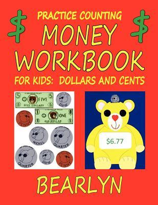 Practice Counting Money Workbook for Kids
