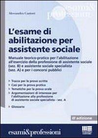 L'esame di abilitazione per assistente sociale