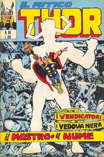 Il Mitico Thor n. 68