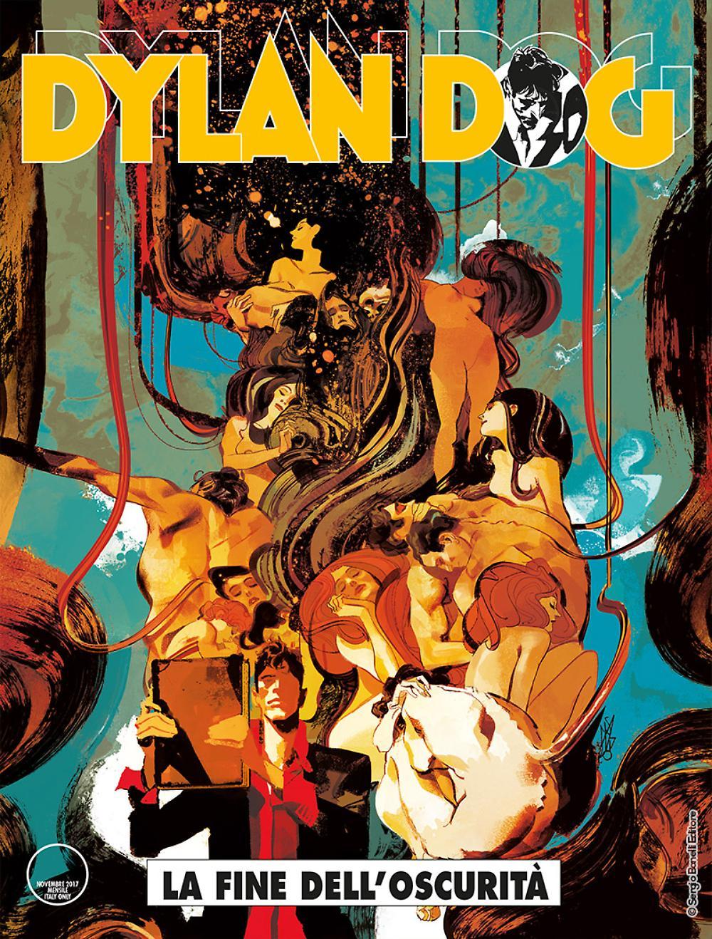 Dylan Dog n. 374
