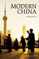 Modern China, a hist...