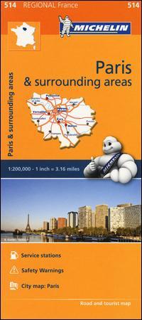 Paris & surrounding areas-Île-de-France & surrounding areas 1