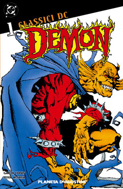 Universo DC - Demon vol. 1 (di 3)