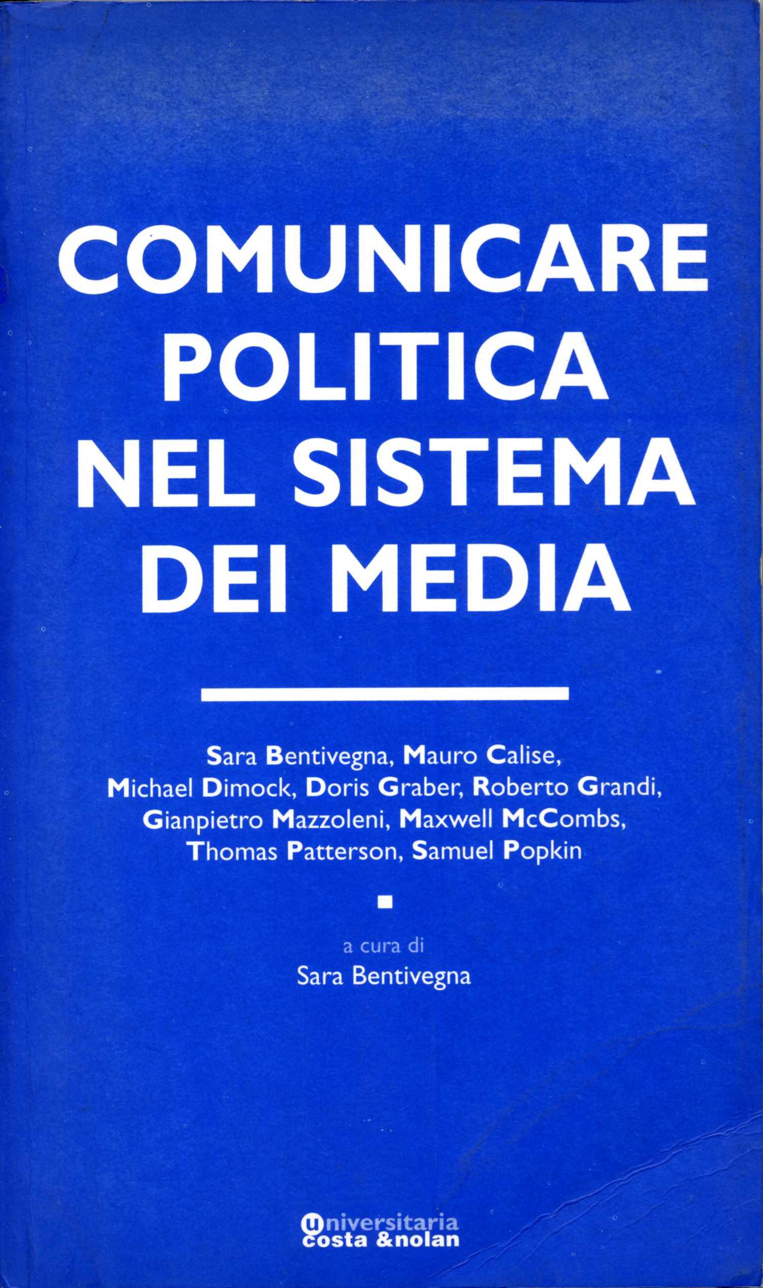 Comunicare politica ...